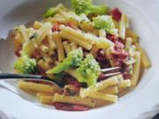 Maccharoni mit Romanesco - Rezept