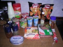 TORTILLA CHIPS Auflauf - Chilli Con Carne - Rezept