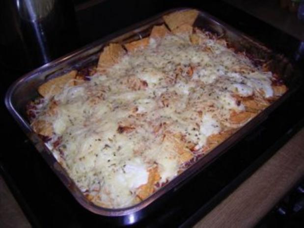 TORTILLA CHIPS Auflauf - Chilli Con Carne - Rezept - Bild Nr. 11
