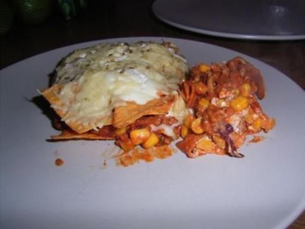 TORTILLA CHIPS Auflauf - Chilli Con Carne - Rezept - Bild Nr. 12