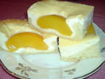 Aprikosen-Quarkkuchen - Rezept