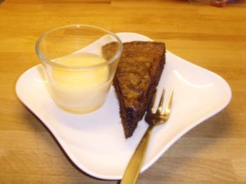 Saftiger Schokoladenkuchen... - Rezept