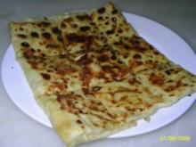 Gözleme - Türkische Pfannkuchen - Rezept