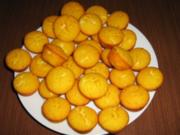 Mini Maismehl Muffins - Rezept