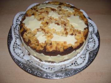 Apfel-Marzipan-Torte - Rezept