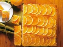 Orangenkuchen - Rezept