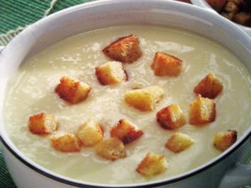 Omas Buttermilchsuppe - Rezept