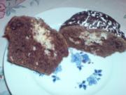Schoko-Kokos-Muffin - Rezept