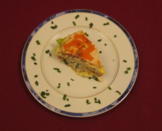 Rezept: Crepe-Torte - Gateau de crepe