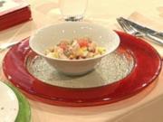 Salat vom Schwertfisch mit Grapefruit (Martin Semmelrogge) - Rezept