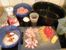 Ungarisches Hühnchengulasch - Rezept