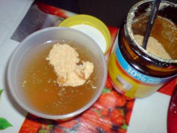 Schichtsalat mit Thunfischsoße - Rezept - Bild Nr. 12
