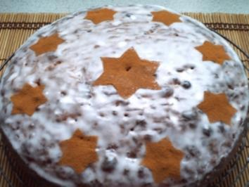 X-Mas-Kuchen à la Michèle - Rezept