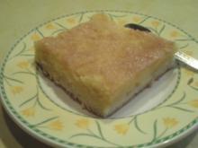 Grießkuchen - Rezept