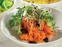 Karottensalat Vendredi Soir - Rezept