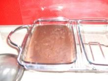 Beschwipster Schokoladen Pudding - Rezept