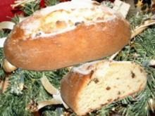 Mutter´s Qarkstollen - Rezept