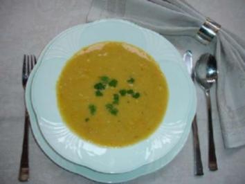 Kartoffel-Käse-Suppe - Rezept