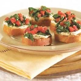 Rezept: Pesto-Crostini - Blitzrezept