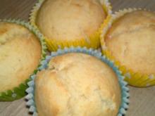 Red-Bull-Wodka Muffins - Rezept
