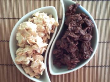 Choco-Crossies (nur 2 Zutaten) - Rezept
