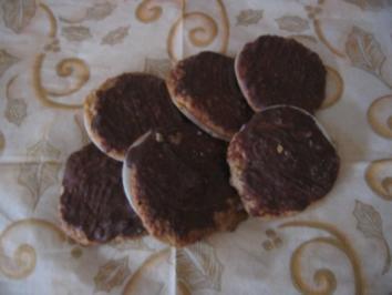Rezept: Elisenlebkuchen