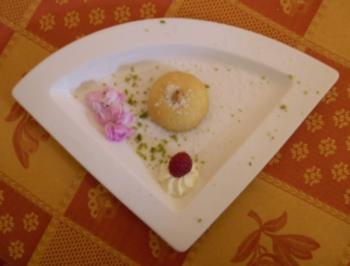 Haremsplätzchen in Sirup - Rezept