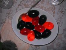 Wackelpudding Eier - Rezept