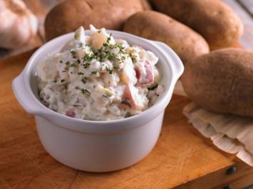 polnischer Kartoffelsalat / Gemüsesalat - Rezept - Bild Nr. 2