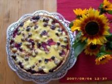 Brombeer-Kuchen - Rezept
