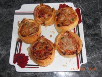 Chinesische Röllchen - Rezept