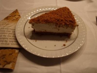 Spekulatius- Torte - Rezept