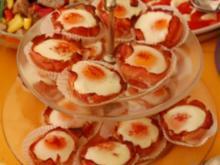 Gebackene Eier im Speckmantel - Rezept