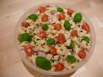 Tortelini-Salat - Rezept