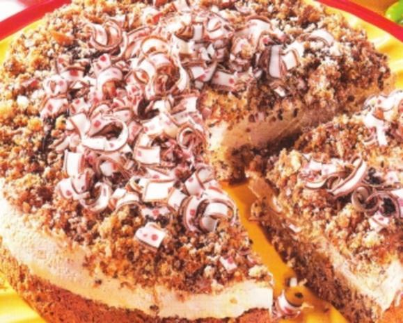 Struwwelpeter Torte Mit Yogurette Rezept Kochbar De