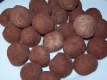 Schnelle Marzipankartoffeln - Rezept