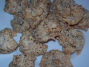 Haselnuß-Mandel-Makronen - Rezept