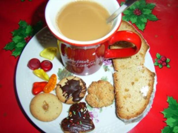 Saison: Advent-Kaffee-Teller - Rezept - Bild Nr. 3