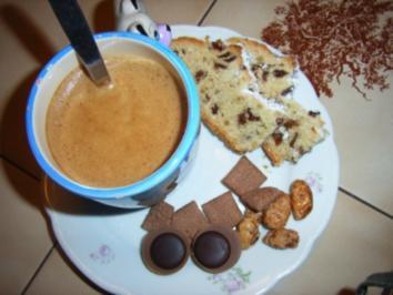 Saison: Advent-Kaffee-Teller - Rezept