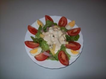 Salat Mamma Mia - Rezept