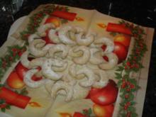 Weihnachtsplätzchen: Vanille-Kipferl - Rezept