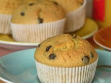Banana Chocolate Muffins - Rezept