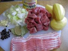 Eintopf mit Sauerkraut - Rezept - Bild Nr. 2