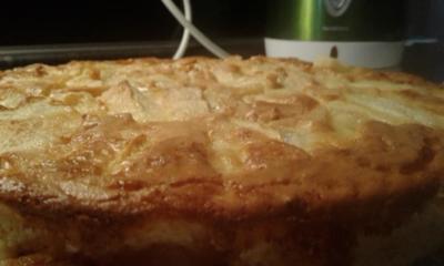 Rezept: Apfel schmand kuchen