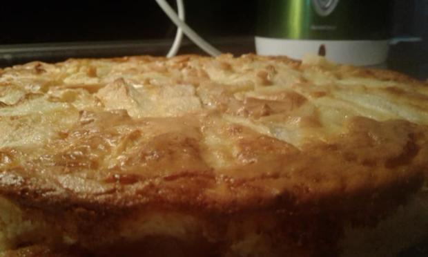 Apfel schmand kuchen - Rezept - Bild Nr. 2