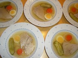 Bayerische Sülze - Rezept