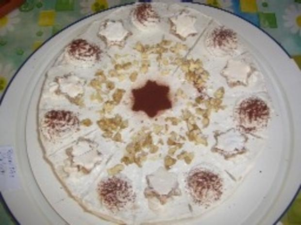 Torten: Baileys-Zimtsahne-Torte - Rezept - Bild Nr. 2