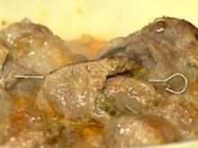 Lammrouladen aus der Keule - Rezept