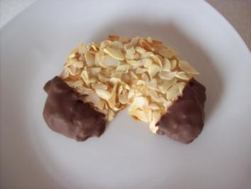 Mandelhörnchen - Rezept