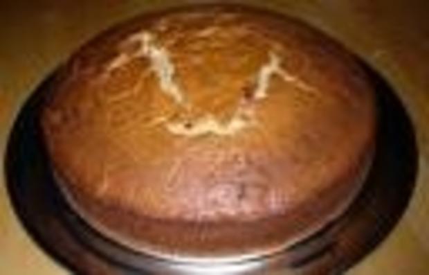 Kuchen mit Gummibärchen - Rezept